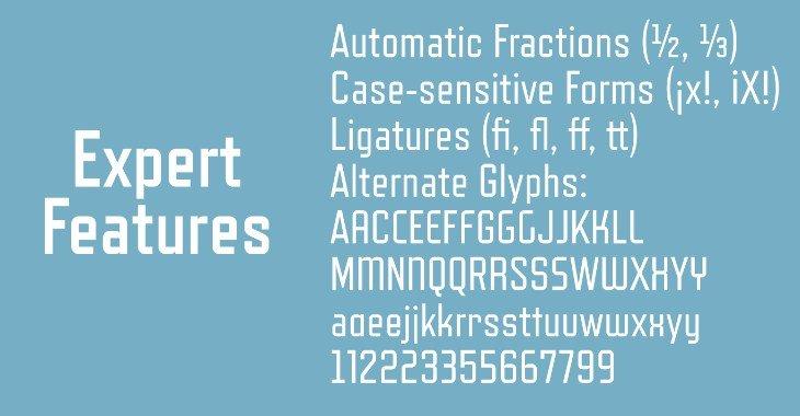 Refrigerator Deluxe Font