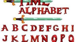 adventure time font 310x165 - Adventure Time Logo Font Free Download