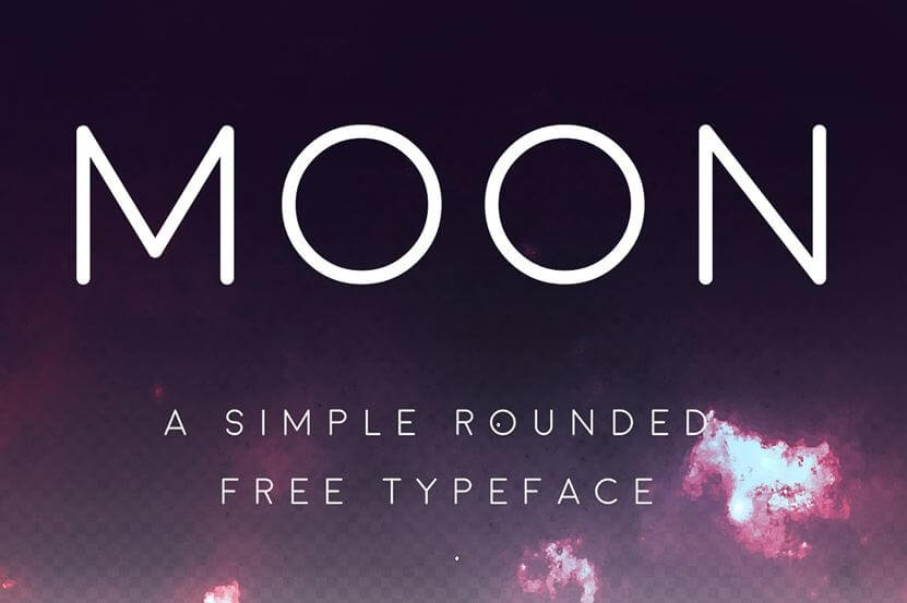 moon font - Moon Font Free Download