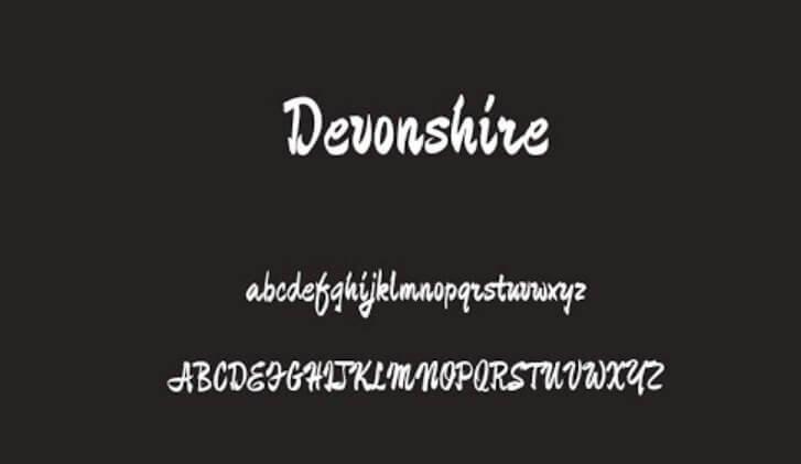 Yazısı Font