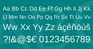 arimo font 310x165 - Arimo Font Free Download