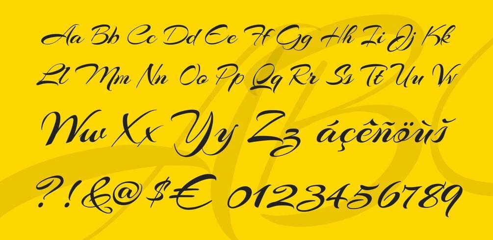arizonia font - Arizonia Font Free Download