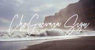 cheguevara sign font 310x165 - CheGuevara Sign Font Free Download