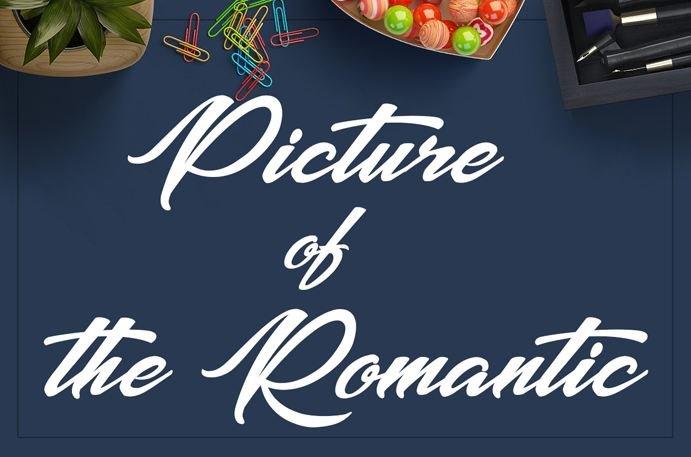 picture of the romantic - Picture of the Romantic Font Free Download
