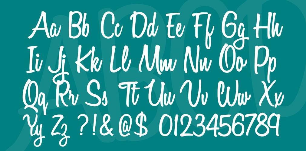variani script font - Variane Script Font Free Download