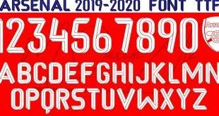 Arselan font 310x165 - Arsenal Font Free Download