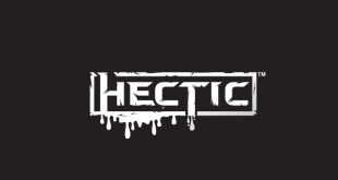 Hectic Font