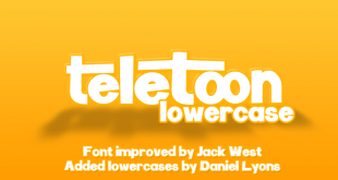 Lowercase Font