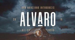 alvaro font 310x165 - Alvaro Condensed Font Free Download