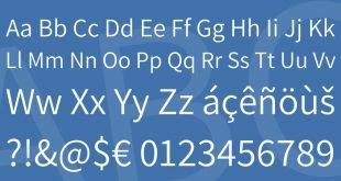 assistant font 310x165 - Assistant Font Free Download