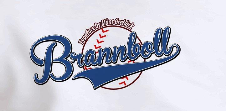 branboll font - Brannboll Fet Font Free Download