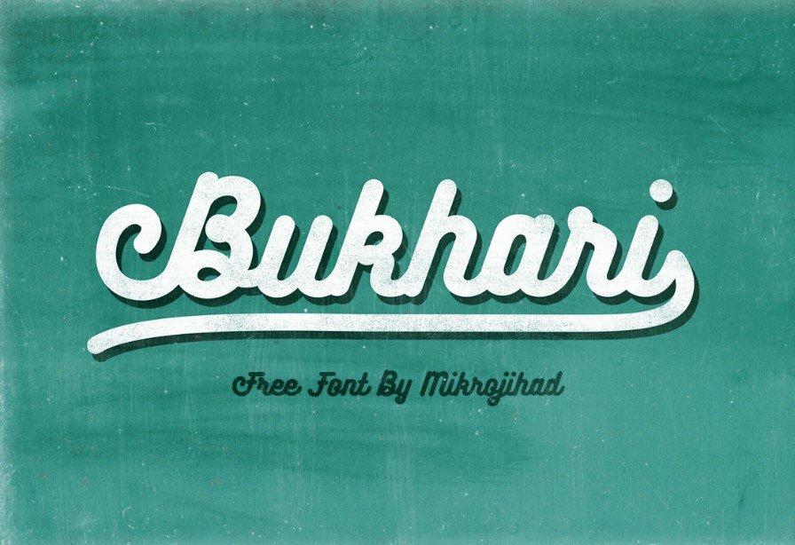 bukhari script - Bukhari Script Font Free Download