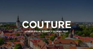 couture font 310x165 - Couture Font Free Download