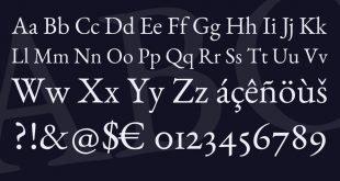 eb garamond font 310x165 - EB Garamond Font Free Download