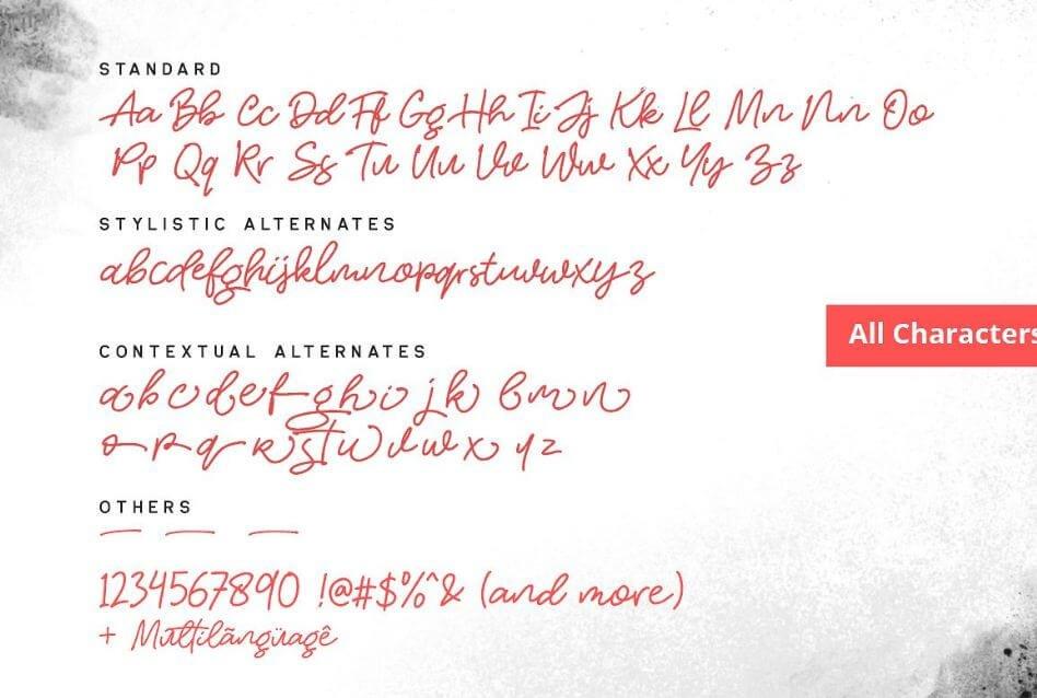hello stranger font - Hello Stranger Font Free Download