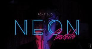 neon absolute font 310x165 - Neon Absolute Typeface Free Download