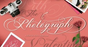 photgraphy script font 310x165 - Photograph Script Wedding Font Free Download