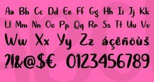 quite magical font 310x165 - Quite Magical Font Free Download