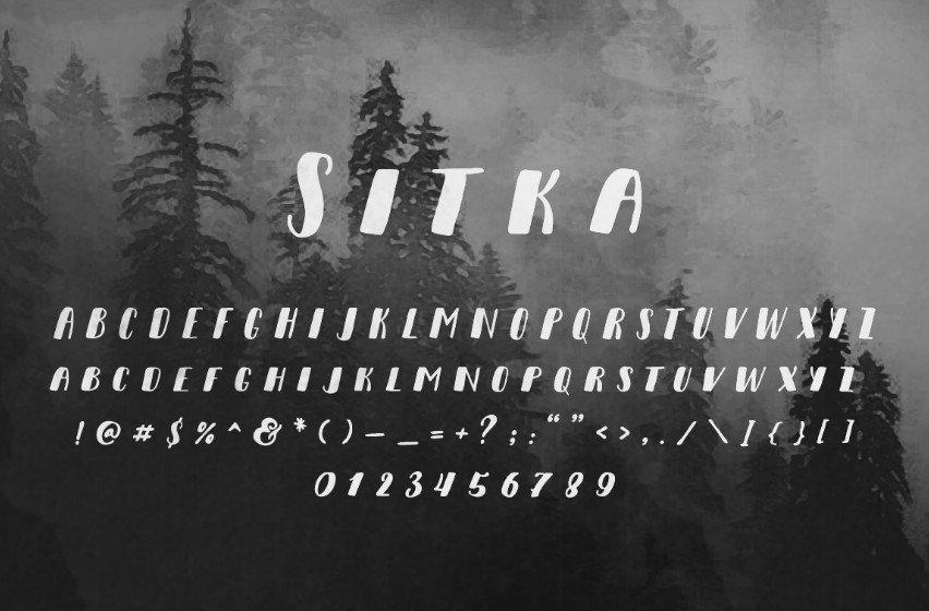 sitka font - Sitka Brush Font Free Download