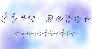 slow dance font 310x165 - Slow Dance Font Free Download