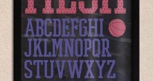 promesh font 310x165 - Promesh Font Free Download