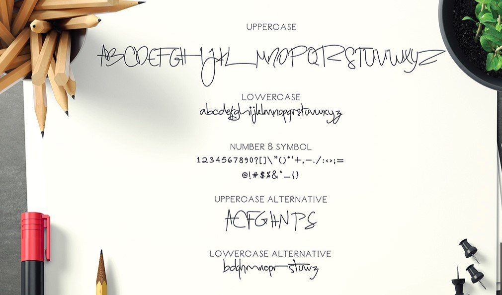 sugar cande - Sugar Candy Signature Font Free Download