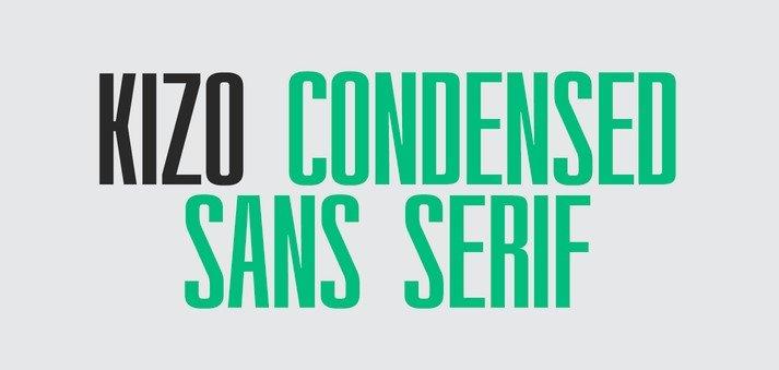 kizo font - Kizo Font Free Download