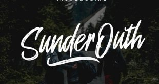 sunder outh font 310x165 - Sunder Outh Brush Font Free Download